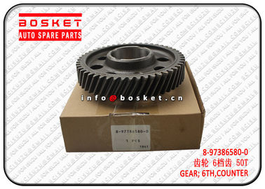 8973865800 8-97386580-0 Counter Sixth Gear For Isuzu MYY6S High Stable