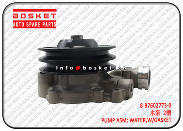 China Isuzu 6HH1 FRR FSR With Gasket Water Pump Assembly 8976027730 8-97602773-0 factory