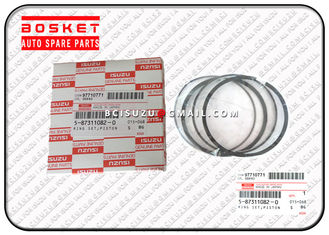 5873110820 Isuzu lorry Parts For Nkr55 4jb1 4ja1 Piston Ring Replacement