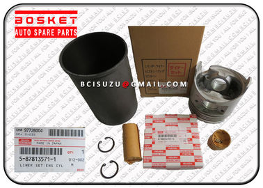 China Nqr71 4hg1 Liner Set 5878135711 By Isuzu Genuine OEM Parts 5-87813571-1 factory