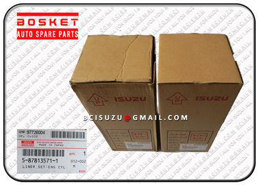 Nqr71 4hg1 Liner Set 5878135711 By Isuzu Genuine OEM Parts 5-87813571-1