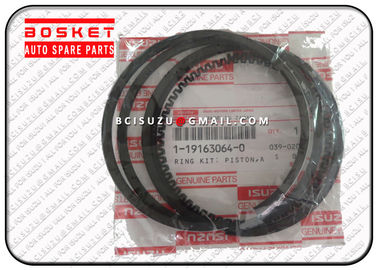 China Cxz51k 6wf1 1191630640 Piston Ring Kit By Isuzu Lorry Parts Steel factory