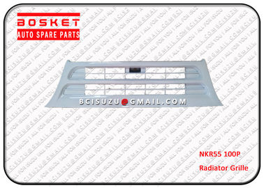 Nkr55 100p Isuzu Body Parts Radiator Grille White ,  Isuzu Truck Parts