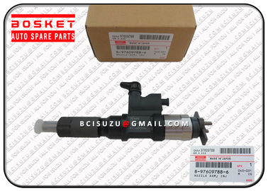 China 095000-6366 Isuzu Diesel Injector Nozzle 8-97609788-6 8-97609788-5 For FVR34 6HK1 supplier