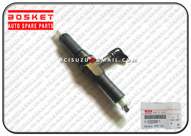 China CDI Hitachi ZX330-1 6HK1 Isuzu Injector Nozzle Steel 1153003891 , Custom Truck Accessories factory