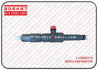 China Zexel 105025-2530 6WG1 Isuzu Injector Nozzle 1153003770 1-15300377-0 , Net Weight 0.5kg factory