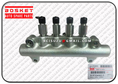 China 8973060633 8-97306063-3 Isuzu 4HK1 Rail ASM Common 8973060634 8-97306063-4 supplier