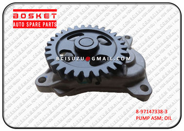 China Isuzu Engine Replacement Parts 4HF1 Oil Pump supplier