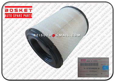 China Npr75 4HK1 4JJ1 Isuzu Engine Air Filters 8970622940 8-97062294-0 , Air Cleaner Filter factory