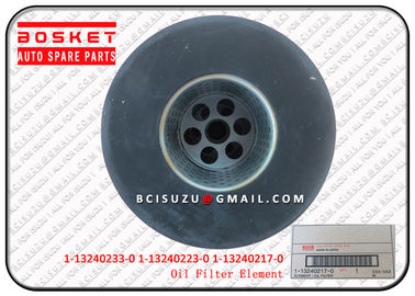 Isuzu Filters Truck 6WF1 Oil Filter Element