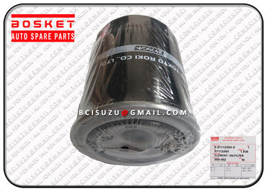 China Durable Oil Filter Element Isuzu Filters Cxz81k 10pe1 8971122630 8-97112263-0 factory