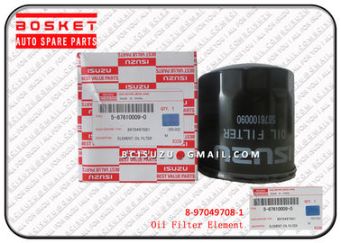 Oil Filter Element Isuzu Filters Nkr55 4jb1 8970497081 8-97049708-1