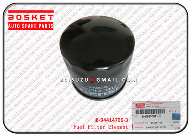 China 8-94414796-3 Isuzu Filter Replacement Nkr55 4jb1t Fuel Filter Element 8944147963 factory