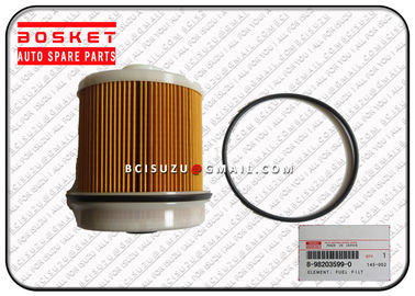 China Nlr85 4jj1t Truck Spare Parts Isuzu Filters Fuel Filter Element 8980370110 8-98037011-0 factory
