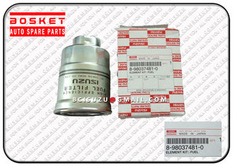 China 8-98037481-0 Vehicle Isuzu Filters Elf Npr75 4hk1 Fuel Cartridge Kit 8980374810 supplier