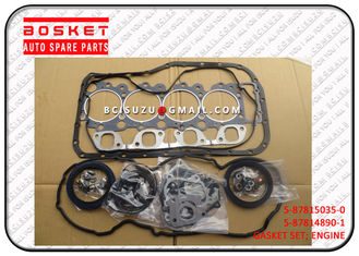 5-87815035-0 Iron Isuzu Cylinder Gasket Set For XYB 4HK1  ,  isuzu truck accessories