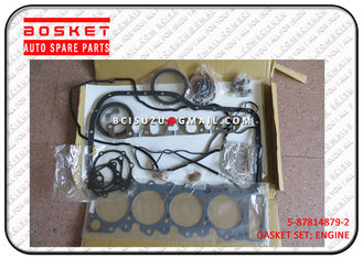 5-87814879-2 OEM Isuzu Cylinder Gasket Set For Elf Npr75 4hk1 5878148792