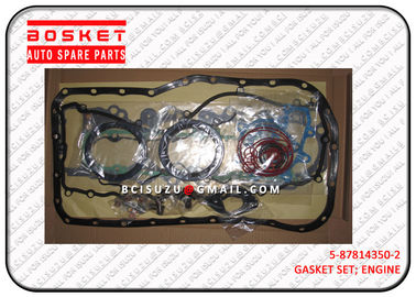 China Npr71 4HG1 Isuzu Engine Cylinder Gasket Set 5878143503 5-87814350-3 factory