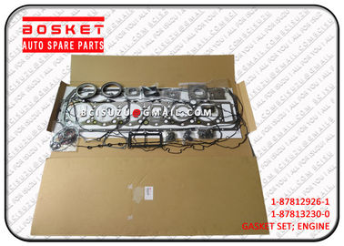 China Diesel Engine Isuzu Cylinder Gasket Set Cyh51k 6WF1 1878129262 1-87812926-2 factory