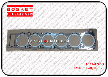 Cxz51k 6WF1 Isuzu Cylinder Gasket Kit 1111412653 1-11141265-3 , Net Weight 1.8 KG