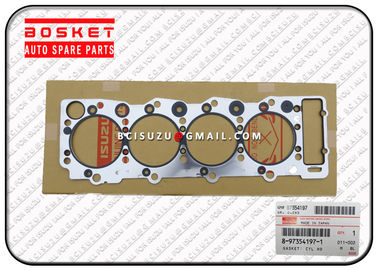 Isuzu Engine cylinder Head Gasket Set Npr70 4he1 8973541971 8-97354197-1