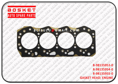 China 8-98135953-0 Isuzu Complete Engine Cylinder Gasket Sets Nlr85 4jj1 8981359530 factory