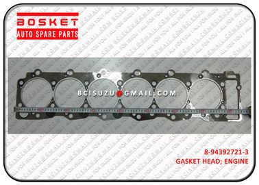 Fvz34 6HK1 Isuzu Cylinder Gasket Set 8943927213 8-94392721-3 , Automotive Engine Parts
