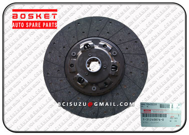 China 1-31240876-0 Isuzu Clutch Friction Disc / Plate For Cxz51k 6WF1 , Isuzu Car Parts factory
