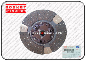 China High Performance Iron Isuzu Clutch Disc For Cxz51k 6WF1 1312408921 1-31240892-1 factory