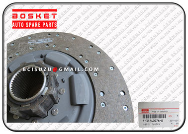China 1-31240976-0 Isuzu Driven Plate Clutch Disc Assembly 1312409760 , Net Weight 11.05kg factory