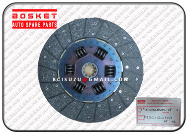 China Exz50k 6WA1 Clutch Disc For Isuzu Truck / Bus 1312408850 1-31240885-0 factory