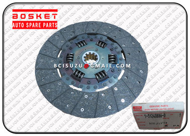 China 1-31240886-0 Isuzu Auto Part Clutch Disc For Exz50k 6WA1 1312408860 , Auto truck Parts factory