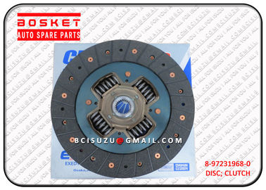 China 8-97231968-0 Isuzu Clutch Disc For Nkr55 4JB1 Ucr17 4ZE1 8972319680 , Clutch Cover factory