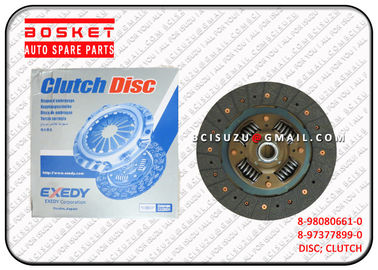 China 8-98080661-0 Vehicle Isuzu Clutch Disc For Nkr55 4JB1T 4JG2 4KH1 8980806610 factory