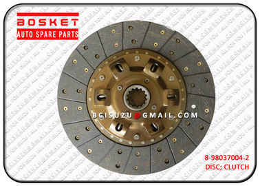 China Iron Nlr85 4JJ1 Isuzu Clutch Disc 300*14mm 8980370042 8-98037004-2 factory