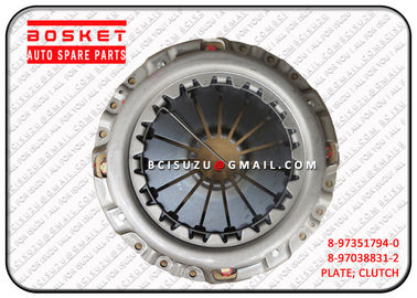China Elf Npr75 4HK1 Isuzu Clutch Disc 8973517940 8-97351794-0 , Steel Clutch Plate supplier