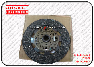 China 8-97362235-1 Isuzu Clutch Disc For Elf 700p 4HK1 8973622351 , Net Weight 3.4kg factory