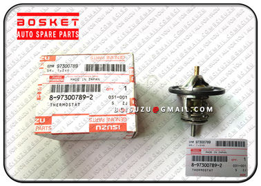 China Rubber Thermostat Isuzu NPR Parts Npr75 4HF1 4HG1 8973007892 8-97300789-2 supplier