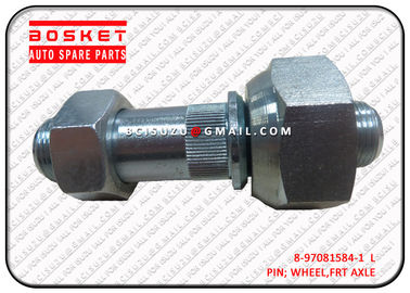 China Truck Chassis Parts 700P Wheel Pin supplier