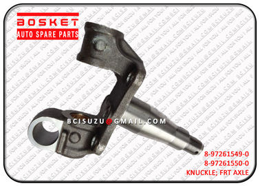 Isuzu Truck Parts 4HK1 Front Axle Knuckle