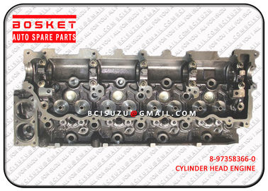 China Iron Automotive Isuzu Cylinder Head Replacement Npr70 4HE1 8973583662 8-97358366-2 supplier
