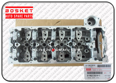 China 8-98223019-1 Iron Isuzu Cylinder Head Assembly For NLR85 4JJ1 4JK1 8982230191 supplier