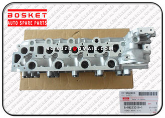 China 8-98223019-1 Iron Isuzu Cylinder Head Assembly For NLR85 4JJ1 4JK1 8982230191 factory