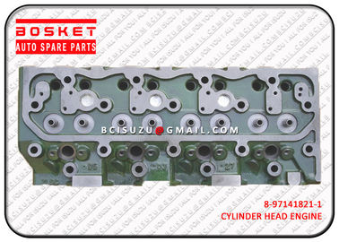 China NKR Isuzu Cylinder Heads Asm For 4BD1 8971418212 8-97141821-2 , isuzu spare parts supplier