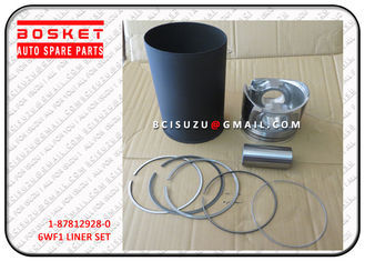 China Isuzu Liner Engine Piston Set 6WF1 factory