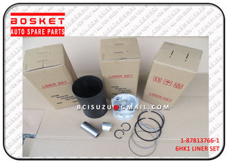 China 6HK1 Electrical Fuel Injector Isuzu Liner Set EIF 1878137661 1-87813766-1 factory