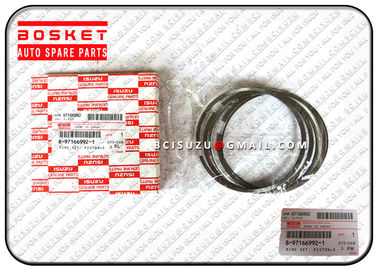 China 8-97166992-0 Isuzu Liner Set Piston Ring For NPR70 4HE1 8971669920 supplier