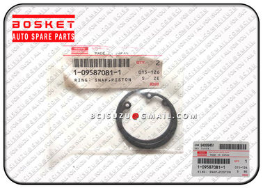 China 1-09587081-1 Isuzu Liner Set Piston Pin Ring Replacement For FVR34 6HK1 1095870811 factory