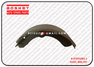 Isuzu Truck Brake Parts NKR55 4JB1 100P 600P Front Brake Shoe 8970350851 8-97035085-1
