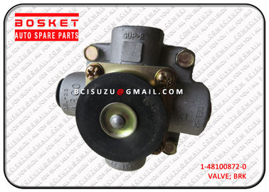 1-48100872-0 Isuzu Brake Parts CXZ81K 10PE1 FVR34 6HK1 Brake Valve
